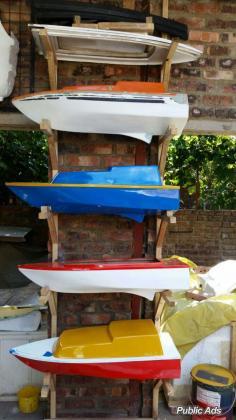 Aasbootjies/ Byte Boats