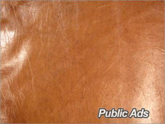 Burnish Cow Leather Manufacturer & Expoter