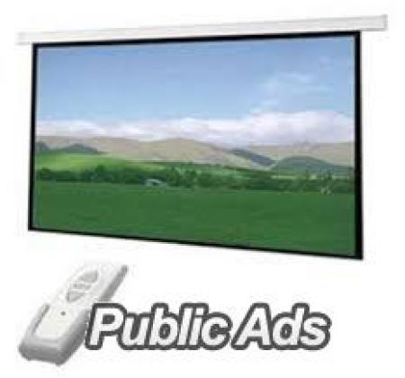 Electric Video Projector Screens