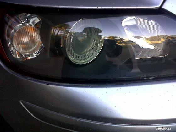 HEADLIGHT RESTORATION WITH A 2 YEAR GUARANTEE
