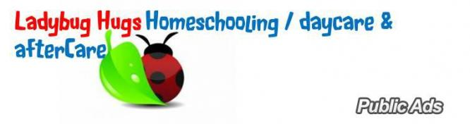 Ladybug Hugs Homeschooling / daycare / Aftercare