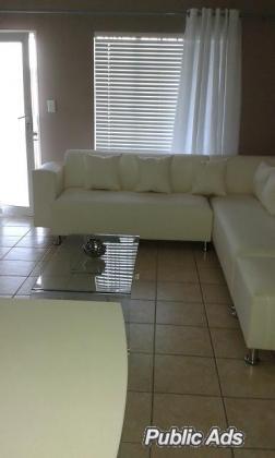 Lshape lounge suite