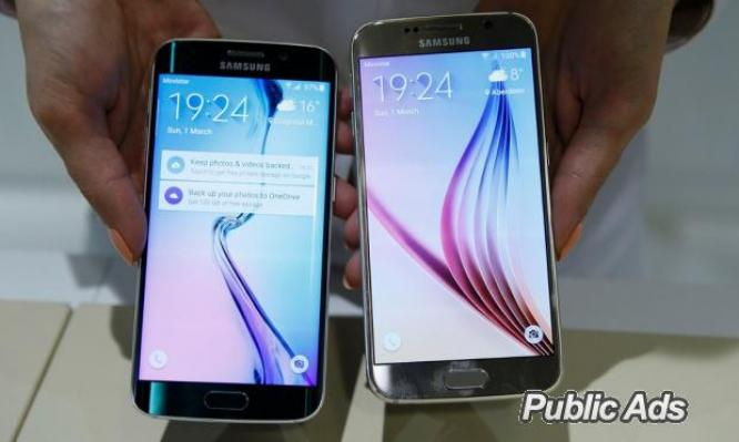 Samsung Galaxy s6 32GB smartphone plus wireless charger in East London, Eastern Cape