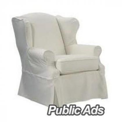 Slipcovers / Loose Covers; Patio Cushions; Custom Slip Covers