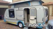 Sprite Swing Caravan 2011 Limited Edition