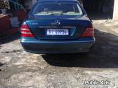 2000 Mercedes S320 Style, Class, Luxury and More