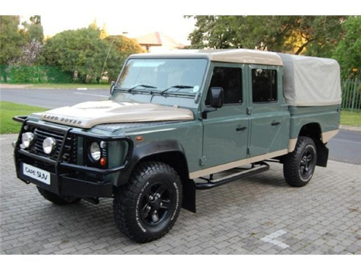 2009 Land Rover Defender 130 Puma Tdi In Cape Town