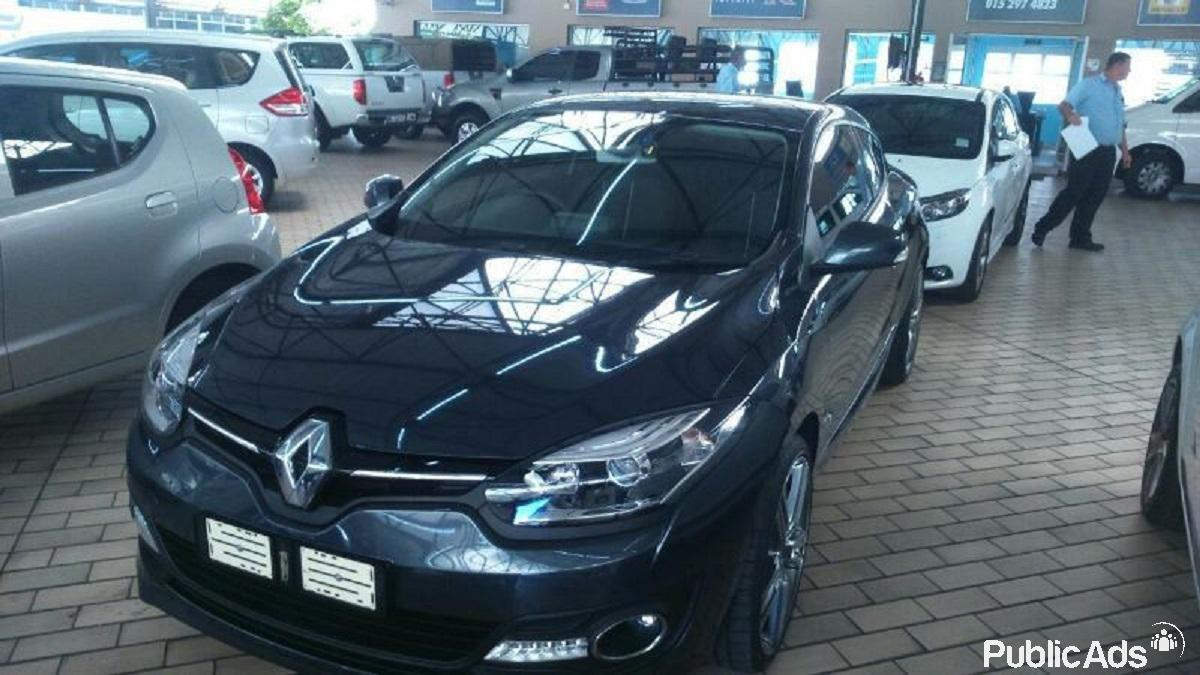 2015 renault megane iii 1 6 dynamique coupe 3 door for sale durban public ads south africa. Black Bedroom Furniture Sets. Home Design Ideas