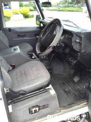 1999 Land Rover Defender 90 Td5