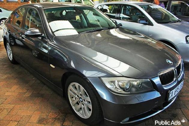 2005 BMW 3 Series 320i 6 SPD manual E90 for sale