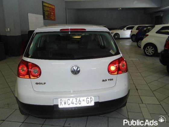 2005 Volkswagen Golf 2.0 Tdi Sportline for sale