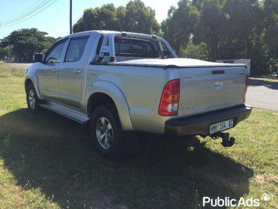 2009 Toyota Hilux 3.0 D4D Double Cab