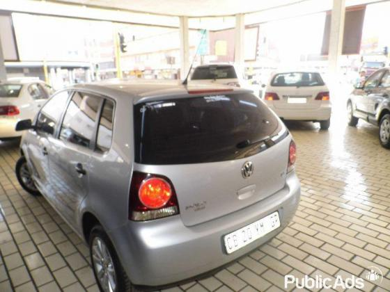2012 Volkswagen Polo Vivo 1.6 Trendline 5Dr for sale