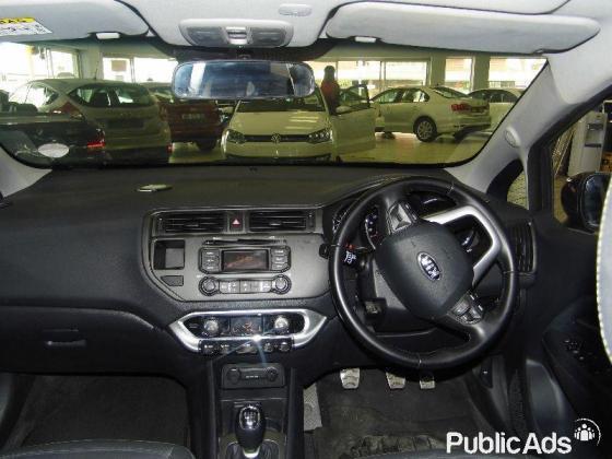 2014 Kia Rio 1.4 Tec for sale