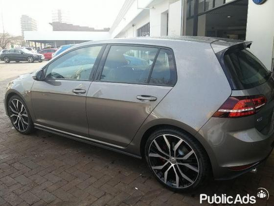 2015 Volkswagen Golf VII GTi 2.0 TSI DSG for sale