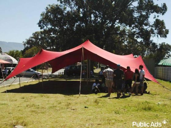 Event Stretch Tents for Hire and Sales