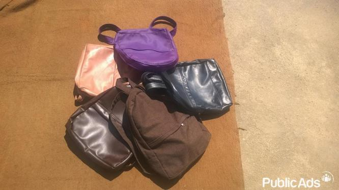 Genuine Leather Bags Priced To Go - Back To School AMAZING Deals