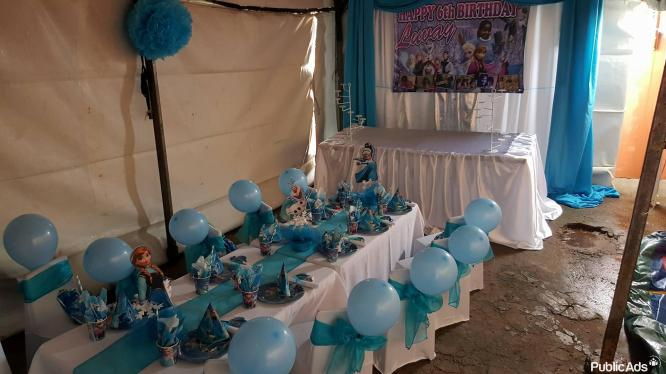 Having a Kiddies Party we can help you