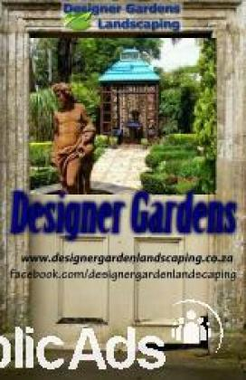 Landscaper - We will design and install your dream garden