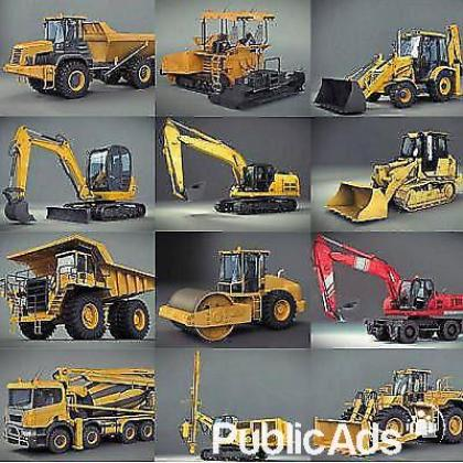 lnstitution for contruction earth moving machinery