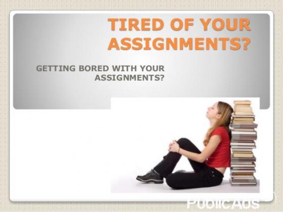 Marketing Assignment Help Online