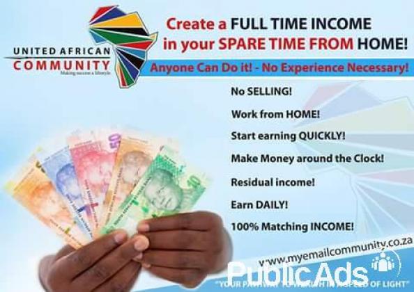My Email Community in Pretoria-Tshwane, Gauteng