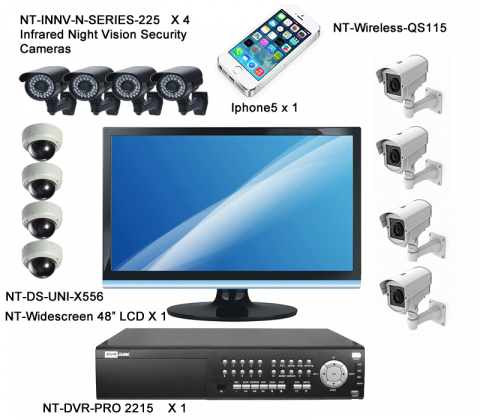 NT Security System V.2 by Neucape Technologies in Cape Town, Western Cape