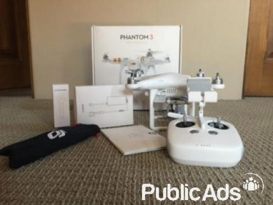 Phantom 3 Professional with Hardshell Backpack