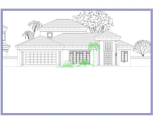 Professional House Plans and Building R30 square metre