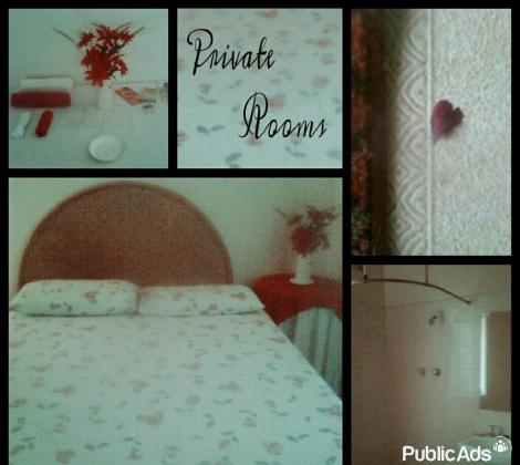 Spacious Rooms with En-Suite to Rent in Cape Town, Western Cape