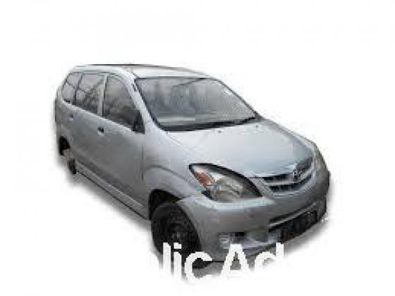 TOYOTA AVANZA PARTS, ENGINES & GEARBOX