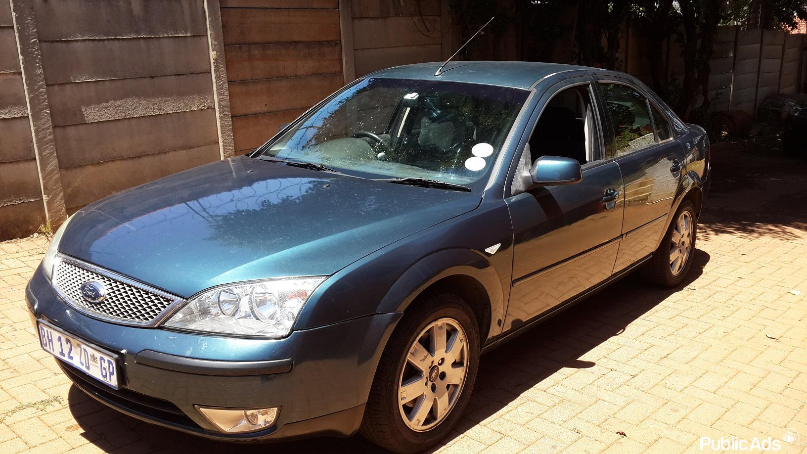 ford mondeo 2004 bedfordview public ads cars. Black Bedroom Furniture Sets. Home Design Ideas