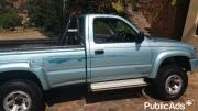 2000 Toyota Hilux 2.7 Single Cab