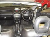2007 Peugeot 206 1.6 Coupe Cabriolet for sale