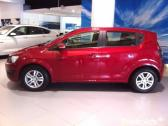2014 Chevrolet Sonic 1.6 Ls 5dr for sale