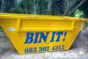 6m3, 3m3 and 2m3 Skip Bin Hire Rubble removal