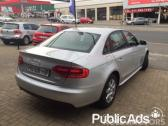 Audi A4 1.8T Ambition Multitronic