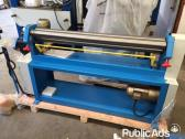 New Plate Roller, Bending Rolling Mchine