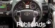 TOYOTA PRADO REPLACEMENT PARTS, ENGINES & GEARBOX