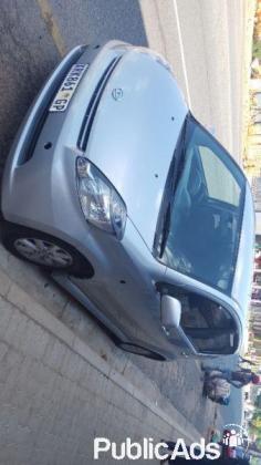 2008 Daihatsu Sirion Hatchback