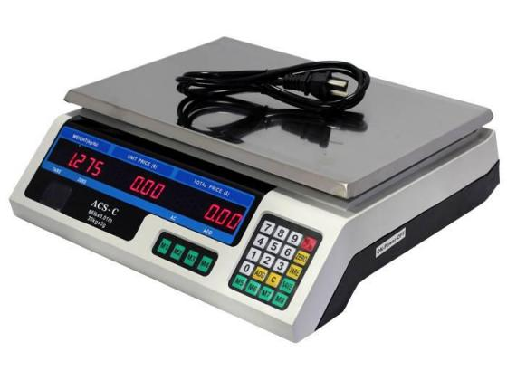 60 KG ELECTRONIC DIGITAL PRICE COMPUTING SCALE