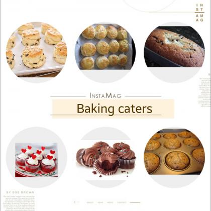 Baking caters