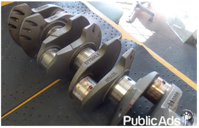 Balance Lighten and Cut Cranks & Dual Mass Flywheels in Kuils River, Western Cape