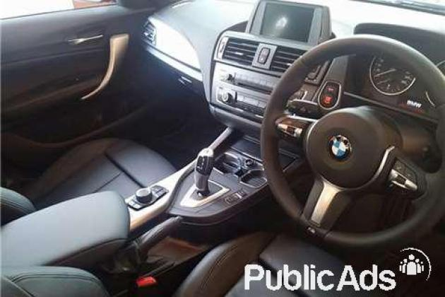 BMW1 Series 5door sport auto hatchback 125I and takeover offer