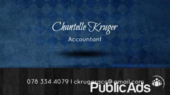 Chantelle Kruger Accounting