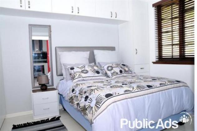 Classy two bedroom to let