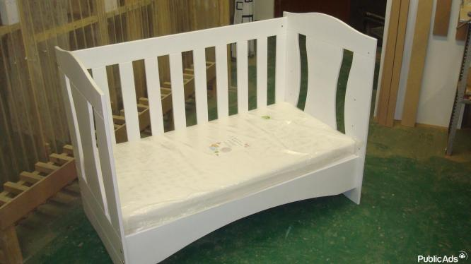 Cut out the middle man - Buy your baby cot direct from supplier