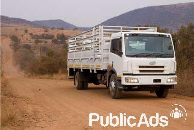 FAW trucks for sale in Boksburg, Gauteng