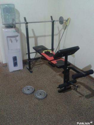 Gym - Trojan Contender 320 Bench