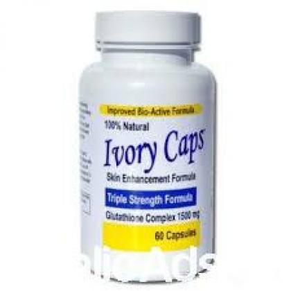 Ivory caps vitamin c Brightening skin products